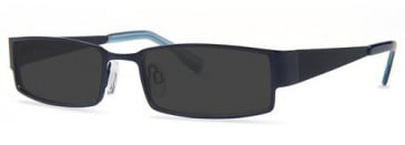 Zenith 71-52 Sunglasses in Navy