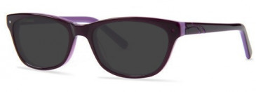 Zenith 73-48 Sunglasses in Purple