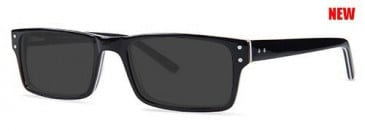 Zenith 77-53 Sunglasses in Black