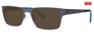 Zenith 78-53 Sunglasses in Denim
