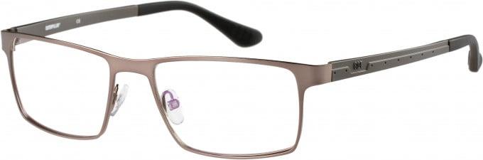 CAT (Caterpillar) CTO-J04 Glasses in Light Gunmetal/Dark Gunmetal