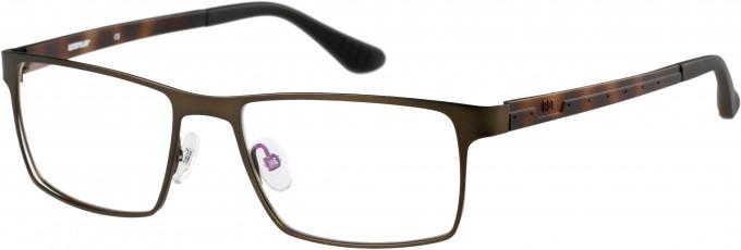 CAT (Caterpillar) CTO-J04 Glasses in Khaki/Tortoiseshell