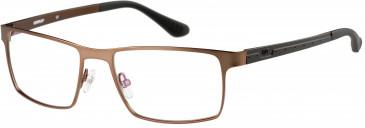 CAT (Caterpillar) CTO-J04 Glasses in Light Brown/Black