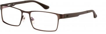CAT (Caterpillar) CTO-J06 Glasses in Shiny Gunmetal/Black