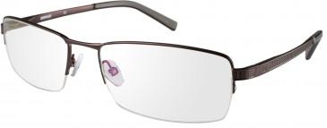 CAT (Caterpillar) CTO-W10 Glasses in Matte Gunmetal
