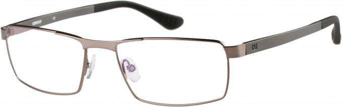 CAT (Caterpillar) CTO-J09 Glasses in Light Gunmetal/Dark Gunmetal