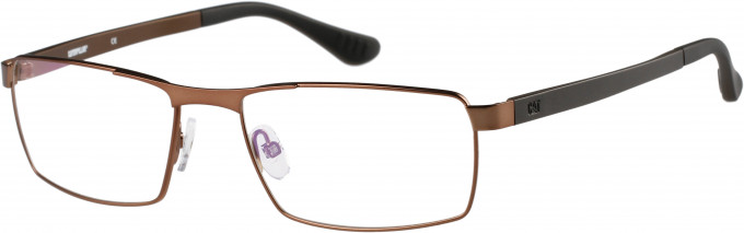 CAT (Caterpillar) CTO-J09 Glasses in Light Brown/Black
