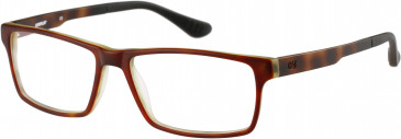 CAT (Caterpillar) CTO-X02 Glasses in Green/Tortoiseshell