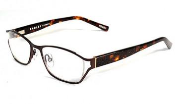 Radley PEGGY Glasses in Matt Burgundy