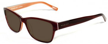 Radley LIBERTY Sunglasses in Burgundy