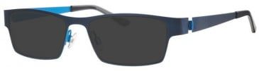 Colt CO3523 Sunglasses in Navy