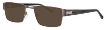 Colt CO3526 Sunglasses in Gunmetal