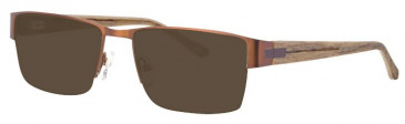 Colt Metal Ready-Made Reading Sunglasses