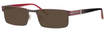 Colt CO3518 Sunglasses in Gunmetal