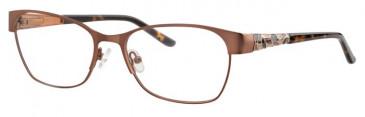 Ferucci FE1783 Glasses in Bronze