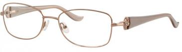 Ferucci FE1780 Glasses in Gold