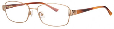 Ferucci FE1776 Glasses in Gold
