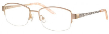 Ferucci FE1773-50 Glasses in Gold