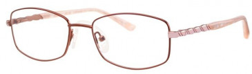 Ferucci FE1772-48 Glasses in Bronze