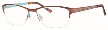 Ferucci FE1771 Glasses in Bronze/Blue