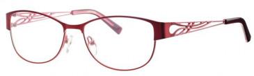 Ferucci FE1768 Glasses in Burgundy