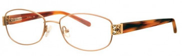 Ferucci FE1753 Glasses in Rose