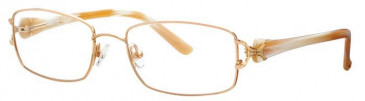 Ferucci FE1748 Glasses in Gold