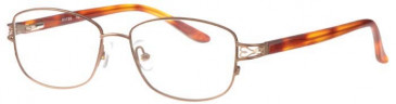 Ferucci FE1735-50 Glasses in Bronze
