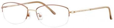 Ferucci FE1711 Glasses in Brown