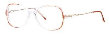 Ferucci FE453 Glasses in Brown