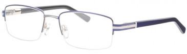 Ferucci FE2007 Glasses in Navy
