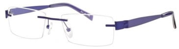 Ferucci FE999 Glasses in Navy