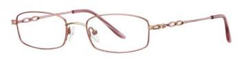 Ferucci FE660 Glasses in Rose