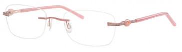 Ferucci FE1778 Glasses in Pink