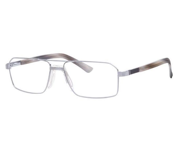 Ferucci FE965 Glasses in Silver