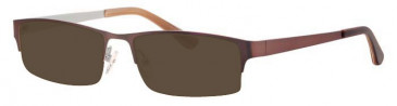Ferucci Titanium Prescription Sunglasses