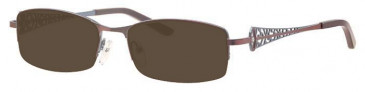 Ferucci Metal Ready-Made Reading Sunglasses