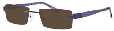 Ferucci FE999 Sunglasses in Navy
