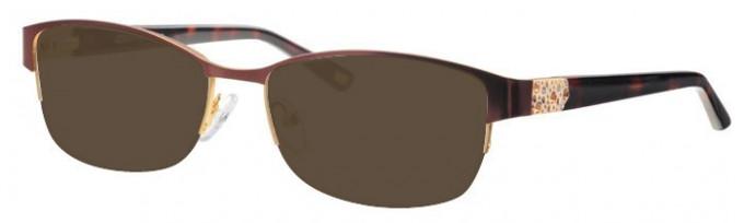 Joia JO2548 Sunglasses in Brown