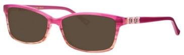Joia JO2545 Sunglasses in Purple