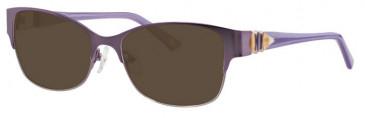 Joia LO2543 Sunglasses in Lilac