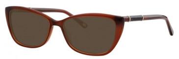 Joia JO2542 Sunglasses in Brown