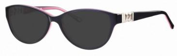 Joia JO2541 Sunglasses in Black