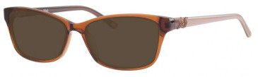Joia JO2540 Sunglasses in Brown