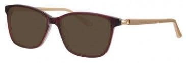 Joia JO2539 Sunglasses in Wine