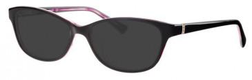 Joia JO2537 Sunglasses in Black