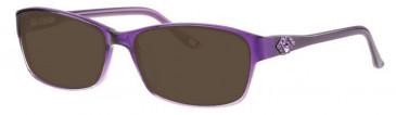 Joia JO2536 Sunglasses in Purple