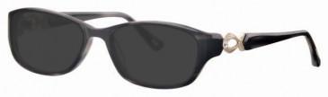 Joia JO2531 Sunglasses in Black