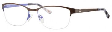 Metz ME1487 Glasses in Brown/Purple
