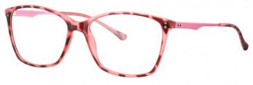 Metz ME1486-53 Glasses in Purple Mottle